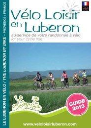 Brochure touristique Vélo Loisir en Luberon 2013 (pdf - 4,59 Mo)