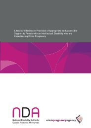 Literature Review on Provision of Appropriate and Accessible ...
