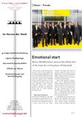 Message issue 1/2008 (PDF   5,3 MB - Messe Stuttgart - Page 4