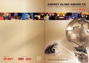 ENERGY GLOBE AWARD ČR - ENERGY GLOBE Portal