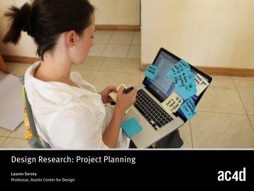 Download as a 1.5meg .pdf - AC4D Design Library - Austin Center ...