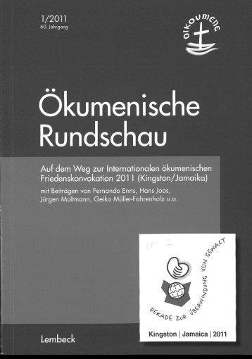 Okumen'iosche Rundschau