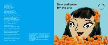 New Audiences V6 25.5 - Norsk publikumsutvikling