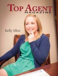 Kelly Allen - Top Agent Magazine