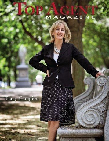 Tracy Campion - Top Agent Magazine