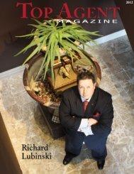 Richard Lubinski - Top Agent Magazine
