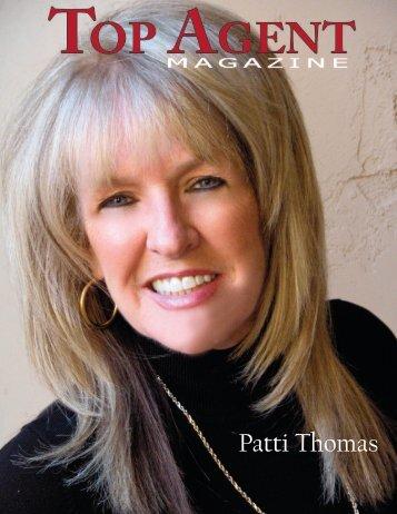 Patti Thomas - Top Agent Magazine