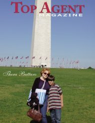 Thera Buttaro - Top Agent Magazine