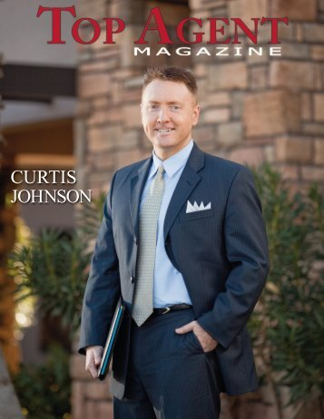 CURTIS JOHNSON - Top Agent Magazine