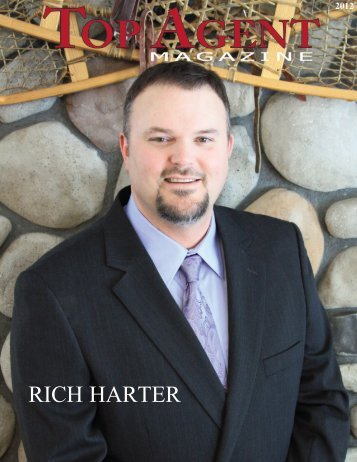 RICH HARTER - Top Agent Magazine