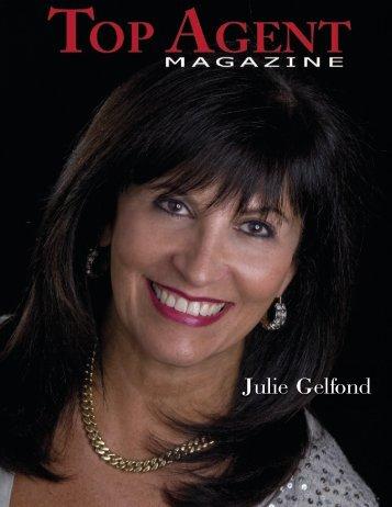 Julie Gelfond - Top Agent Magazine