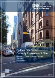 sydney-city-centre-review-of-environmental-factors
