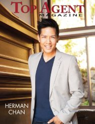 HERMAN CHAN - Top Agent Magazine