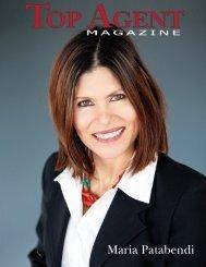 Maria Patabendi - Top Agent Magazine