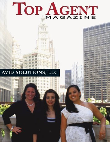 AVID SOLUTIONS, LLC - Top Agent Magazine