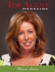 Marcia Altman - Top Agent Magazine