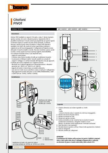Schemi Elettrici Citofoni Elvox : Schemi di collegamento citofoni elvox elettrici