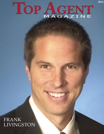FRANK LIVINGSTON - Top Agent Magazine