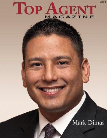 Mark Dimas - Top Agent Magazine