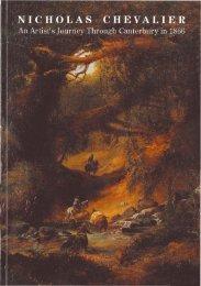 an artist's journey through Canterbury in 1866 - Christchurch Art ...