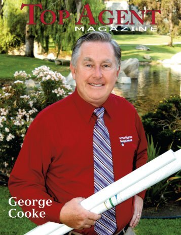 George Cooke - Top Agent Magazine