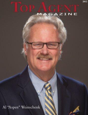 "Al ""Aspen"" Weinschenk - Top Agent Magazine"
