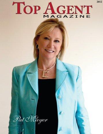 Pat Mayer - Top Agent Magazine