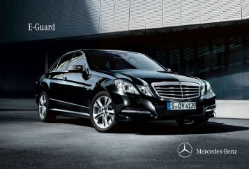 E-Guard - Mercedes Benz