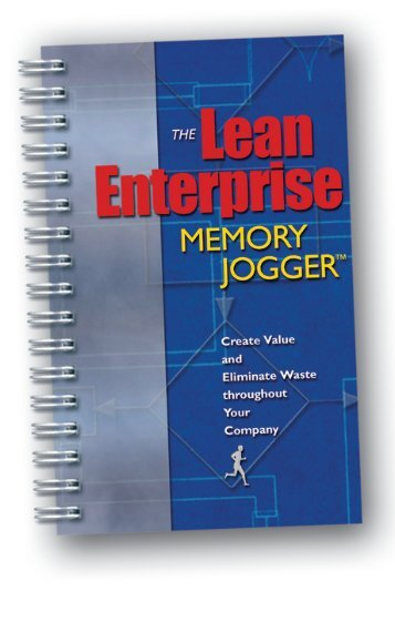 View a Sample of The Lean Enterprise Memory Jogger - Goal - QPC