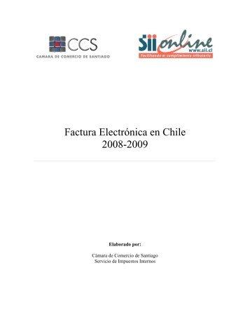 Estudio Factura Electrónica - Servicio de Impuestos Internos