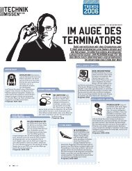 Im Auge des Terminators - Serge Debrebant, Journalist, London