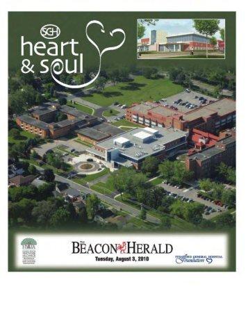 Heart & Soul Supplement part 1 - Stratford General Hospital ...