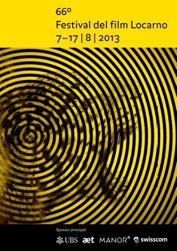 sections - Festival del film Locarno