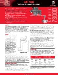 válvula de desbordamiento – serie n.º 7300d – pdf - Protectoseal