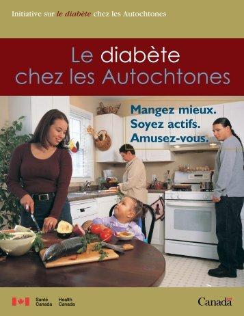 Le diabète chez les Autochtones