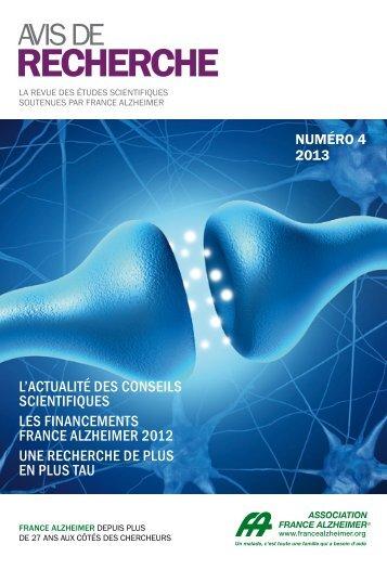 AdeR n°4.pdf - France Alzheimer