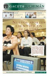 Miércoles 15 de noviembre del 2006 - Publicaciones - Universidad ...