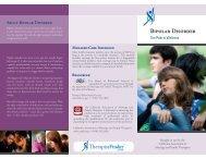 Bipolar Disorder - CAMFT