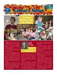 Summer Reading Club was a blast! - Western Counties Regional ...