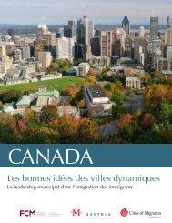 Les bonnes idées des villes dynamiques - Cities of Migration