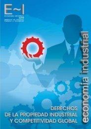Revista Economía Industrial - Ministerio de Industria, Energía y ...