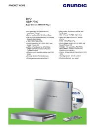 DVD GDP 7700 - Jokate Group of Companies :: Malta, Europe