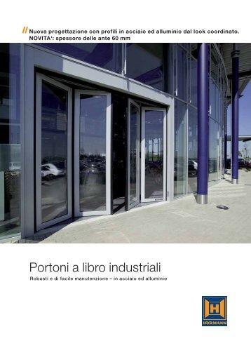 Portoni a libro industriali - Logismarket