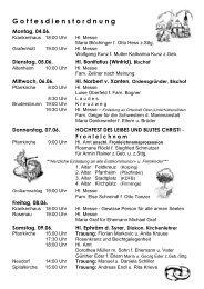 Nr. 12 / 2012 - Stadtpfarrei Grafenau