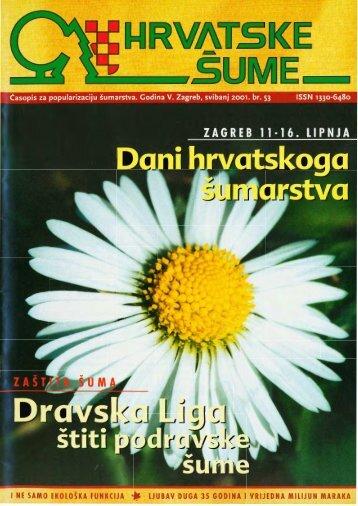Tršćanski kras - od kamene pustinje do zelene oaze - Hrvatske šume