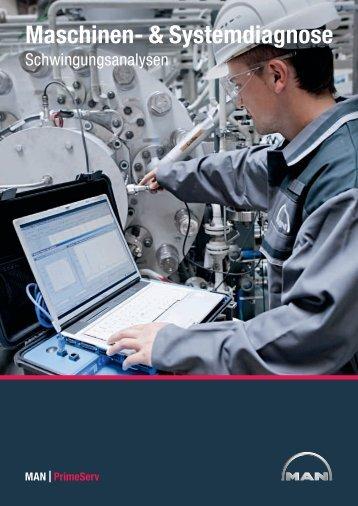 Maschinen- & Systemdiagnose - MAN Diesel & Turbo