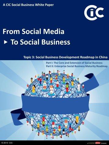 From Social Media To Social Business - WPP.com