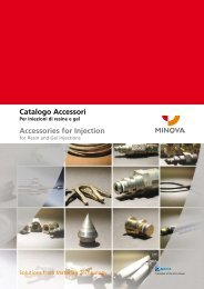 Catalogo Accessori Accessories for Injection - Minova CarboTech ...
