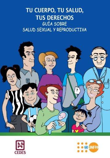 Guía sobre Salud Sexual y Reproductiva - Ministerio de Salud