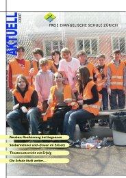 FESZ AKTUELL 1/2007 - Freie Evangelische Schule
